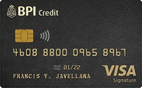 bpi credit card promo, bpi mastercard promo, bpi visa promo