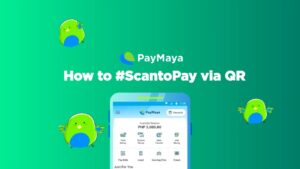 PayMaya App, Cash In, Paying Bills