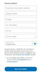 Paypal, Paypal Personal Account, Paypal Business Account